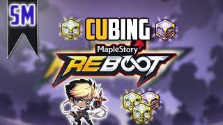 getlinkyoutube.com-MapleStory Reboot: CUBING on my NIGHTLORD!
