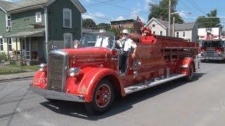 getlinkyoutube.com-2015 Port Jervis, NY Fire Department Inspection Day Parade