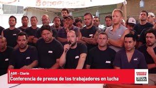 getlinkyoutube.com-AGR-Clarín // Conferencia de prensa de los trabajadores en lucha