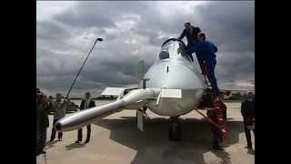 getlinkyoutube.com-PRESIDENT Putin climbs to a STEALTH SUKHOI PAK FA 5th-Gen FIGHTER JET at the Zhukovsky Air Base