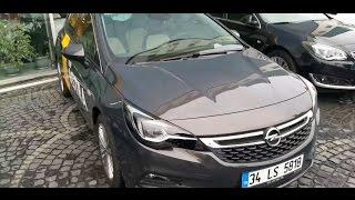 getlinkyoutube.com-2015 Opel Astra k 1.6 Cdti 136 Hp 6AT Test