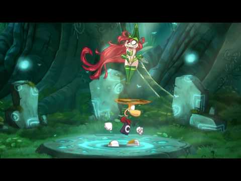 Rayman Origins 'E3 2010 - Debut Trailer' [1080p] TRUE-HD QUALITY