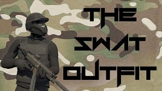 getlinkyoutube.com-How to Make the Swat Outfit on GTA 5 Online