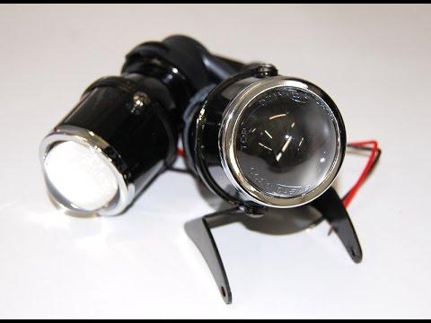 Ксеноновые противотуманные линзы h3/hid lens h3