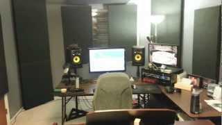 getlinkyoutube.com-Professional Home Recording Studio Tour, Advice, Tips, and Tricks