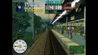 getlinkyoutube.com-電車でGO!3 通勤編 ダイヤ改正 中央線 201系 中央特快 Normal Mode