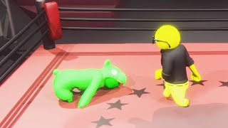 getlinkyoutube.com-BOXING RING FIGHT! (Gang beasts)