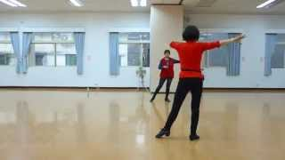 getlinkyoutube.com-新版恰恰熱身基本步  NEW Cha Cha Cha basic Steps for Warm-up 蔡秀慧老師舞蹈教室