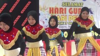 Persembahan Ulek Mayang SK Batang Benar 2016