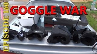 getlinkyoutube.com-Compare Eachine GogglesOne, Kylin Vision, Walkera Goggle4 vs EV800