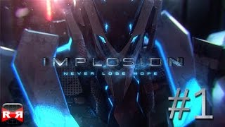 getlinkyoutube.com-Implosion - Never Lose Hope (By Rayark) - iOS / Android - 60fps Walkthrough Gameplay Part 1