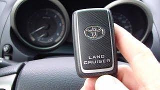 getlinkyoutube.com-Test drive new 2015 Toyota Land Cruiser Prado(J150). Year models 2015 to 2017