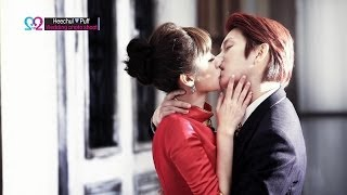 getlinkyoutube.com-Global We Got Married S2 EP04 Compact (SHINee Key & Arisa, Super Junior Heechul & Puff) 1404227