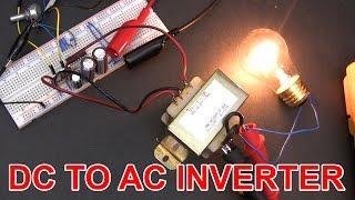 getlinkyoutube.com-Don't build this 12V DC to 120V AC inverter circuit.