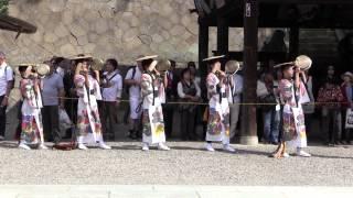 getlinkyoutube.com-秋の高山祭り 闘鶏楽 2014/10/09