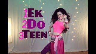 Dance on: Ek Do Teen width=