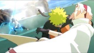 getlinkyoutube.com-Team 7 Reunites - Naruto , Sakura , Kakashi vs Sasuke : Naruto Shippuden Ultimate Ninja Storm 3