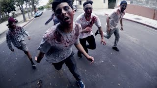 getlinkyoutube.com-Skater Vs Zombies POV