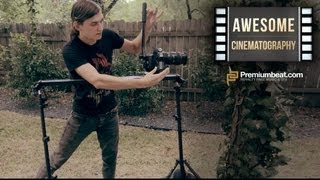 getlinkyoutube.com-Cinematography Tutorial: Dramatic Camera Slider Moves