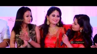 getlinkyoutube.com-Sruthi Lakshmi Malayalam Actress Wedding Reception Video Full