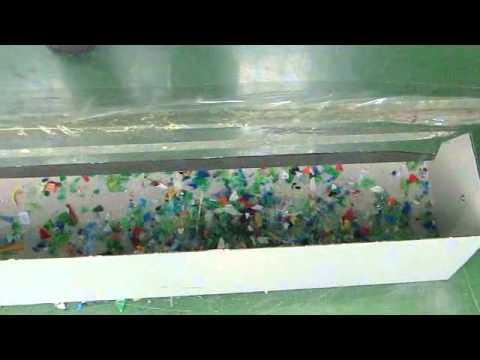 maquina para reciclar plastico reciclado de pet