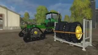 getlinkyoutube.com-Farming Simulator 2015: Mods Mash Up