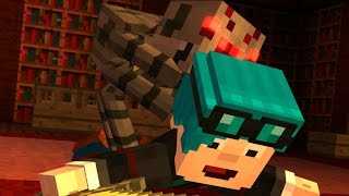 getlinkyoutube.com-Minecraft: I SAVED THEDIAMONDMINECART! - STORY MODE [Episode 6][2]