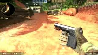 getlinkyoutube.com-CS:GO - StatTrak™ Five-SeveN | Anodized Gunmetal Factory New - Showcase