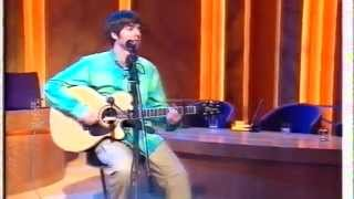 getlinkyoutube.com-Noel Gallagher (Oasis) Late Late Show - 1996