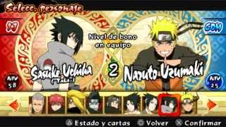 getlinkyoutube.com-ANALISE DO NARUTO ULTIMATE NINJA IMPACT DO PSP