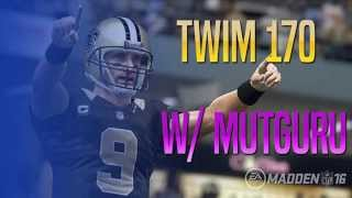 This Week In Madden 170 - MUTGuru Joins The Show For RTTP!