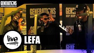 Lefa - Dernier Arrêt (ft. Dadju & Abou Debeing ) (Live des studios de Generations)