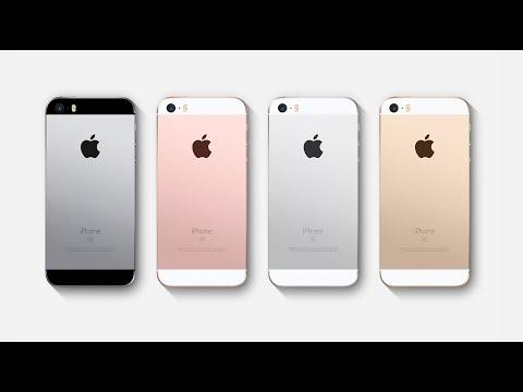 ملخص مؤتمر آبل والإعلان عن iPhone SE & iPad Pro