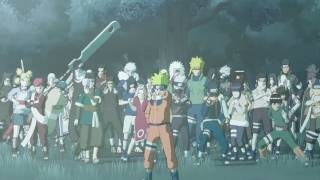 getlinkyoutube.com-Naruto Shippuden: Ultimate Ninja Storm Generations - PS3 / X360 - Faces from the past VS Newcomers