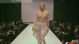 getlinkyoutube.com-ROCCO BAROCCO AW 1998 1999 Milan 7 of 8 pret a porter woman by Fashion Channel
