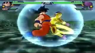 getlinkyoutube.com-fusões prováveis e improváveis Dragon ball Z  Budokai