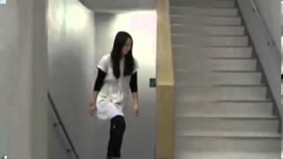 getlinkyoutube.com-La escalera infinita! - truco de efectos especiales revelado!