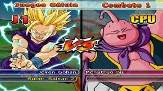 getlinkyoutube.com-Dragon Ball Z Budokai Tenkaichi 3 - Versión Latino *Torneo de Cell* HD