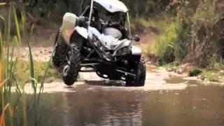 getlinkyoutube.com-HuVuR 800cc 4x4 Predator Action Video MAKO Canada Dune Buggy