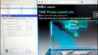 getlinkyoutube.com-Mikrotik Dual Wan bonding speed test
