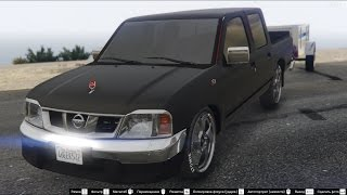 getlinkyoutube.com-GTA 5 2016 Nissan Ddsen