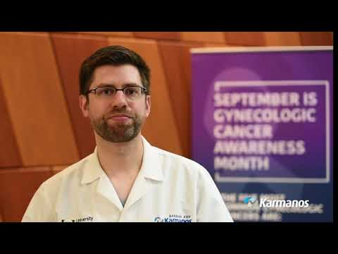 Patients are not alone in their fight against gynecologic cancers | John Wallbillich, M.D. video thumbnail