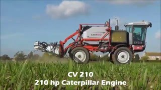Landquip CV Self Propelled Sprayers