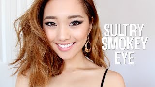 getlinkyoutube.com-My Smokey Eye Makeup Tutorial