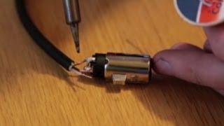 getlinkyoutube.com-How to wire a XLR plug for microphone lead