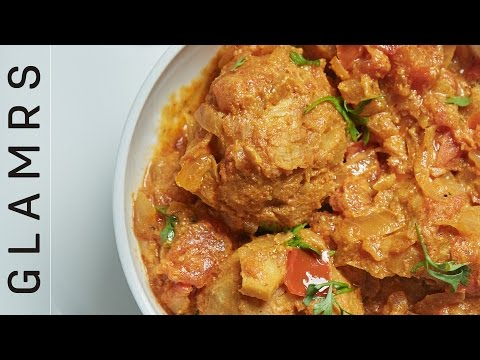 A Tasty Jackfruit (Kathal) Kofta Curry - Indian Food | Vegetarian Recipes: