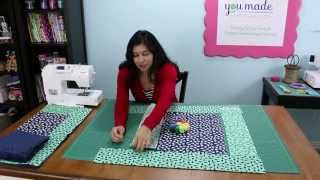 getlinkyoutube.com-Baby Blanket Sewing Tutorial - Soft, Snuggly, and So Much Fun!