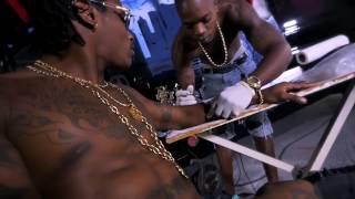 getlinkyoutube.com-Guims feat. Gucci C - Tatoué (Street clip)