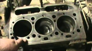 getlinkyoutube.com-Massey Ferguson Head Gasket replacement part 1