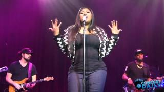 "Jazmine Sullivan performs ""Let It Burn"" live at the Fillmore Silver Spring"